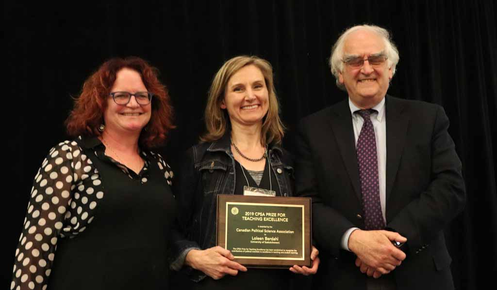2019 CPSA Prize for Teaching Excellence