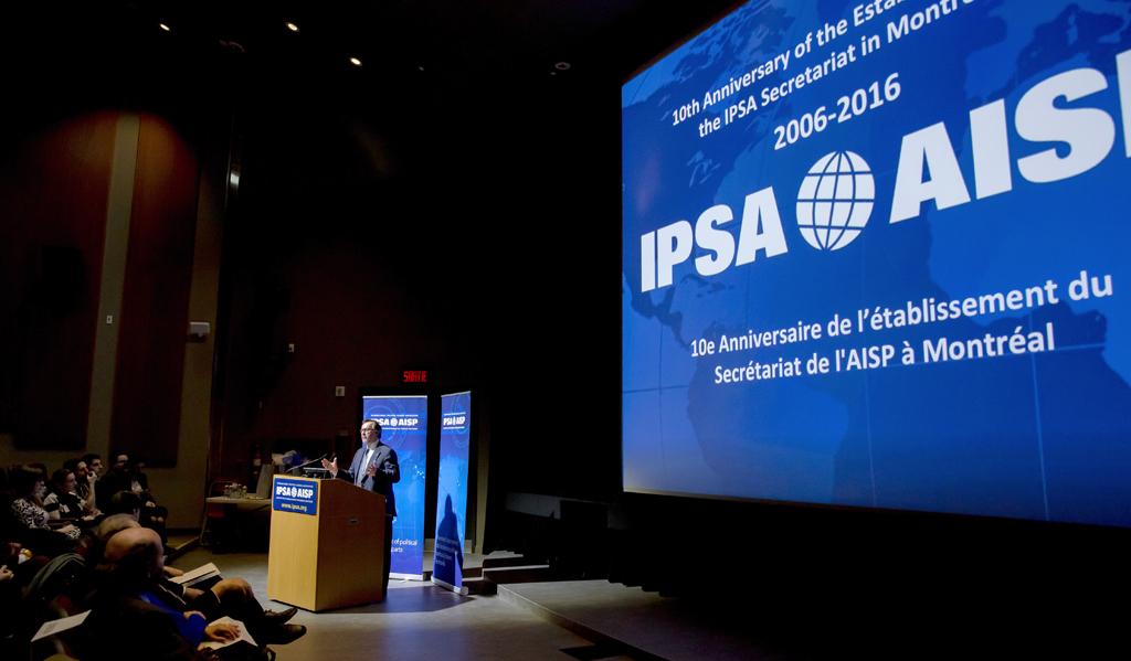 Le virage international dans la science politique canadienne : réflexions sur le 70e anniversaire de l'Association internationale de science politique et sur la profession