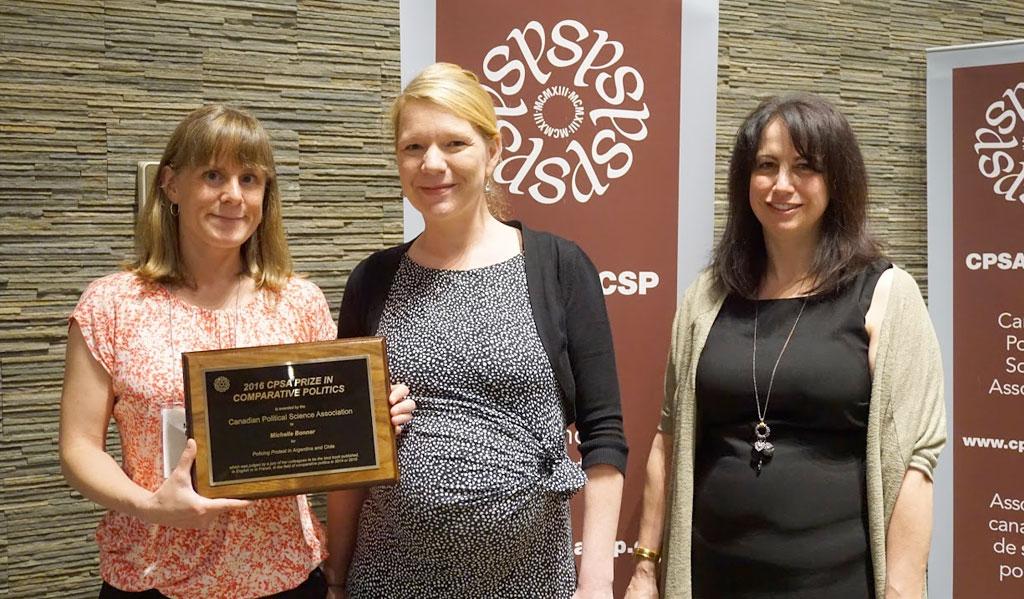 2016 Prix de l'ACSP en Politique Comparée