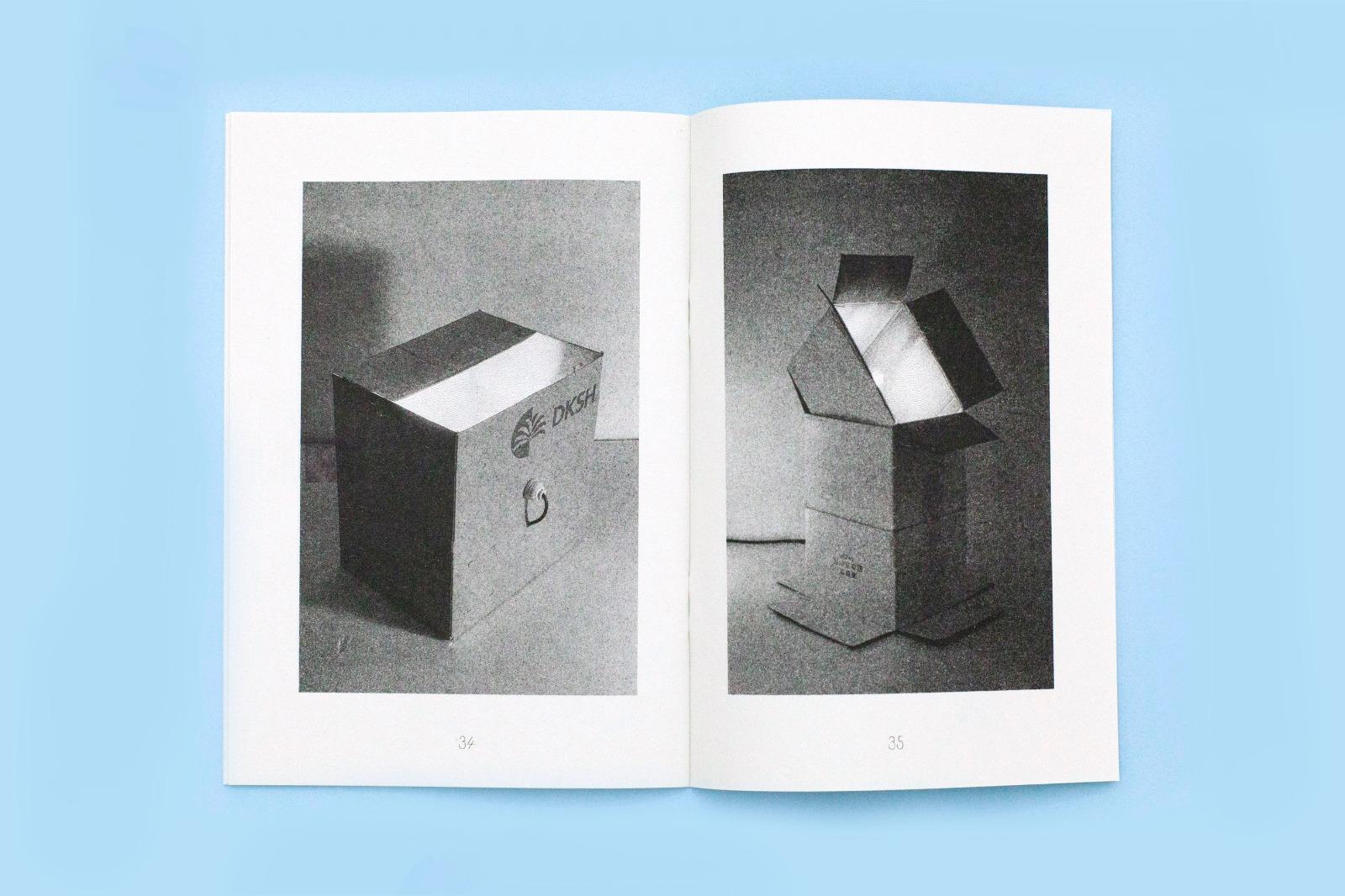 Cardboard Lamps & Adequate Images_book 2