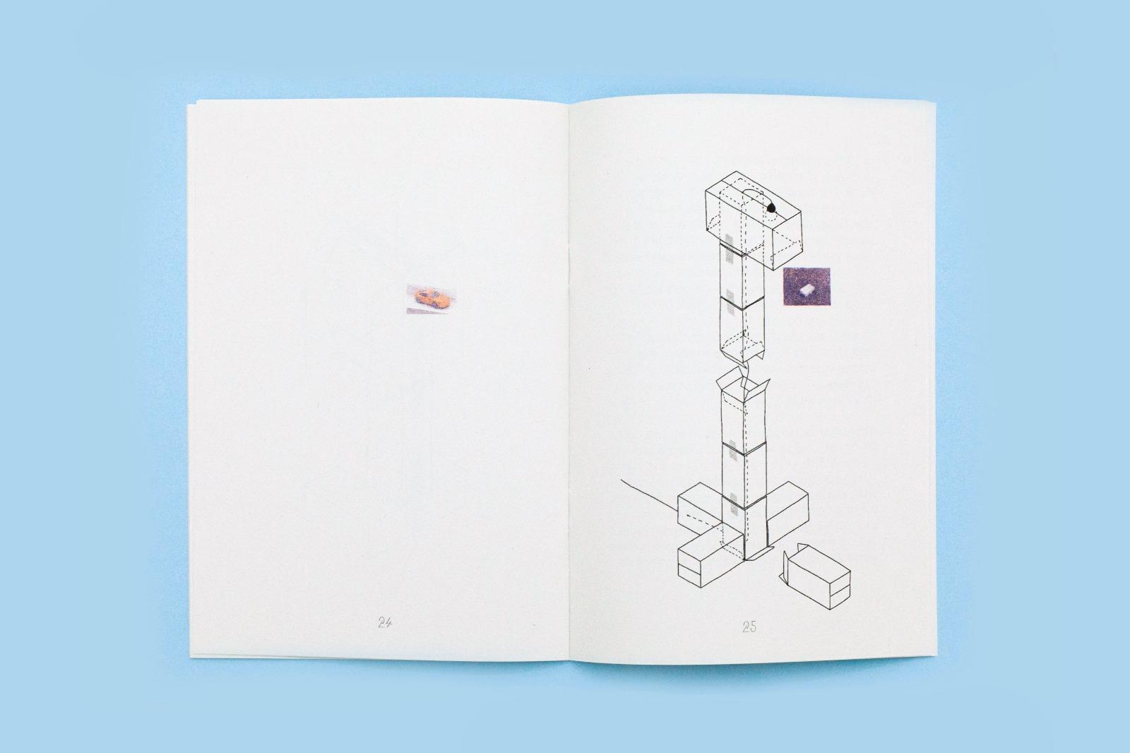 Cardboard Lamps & Adequate Images_book 3