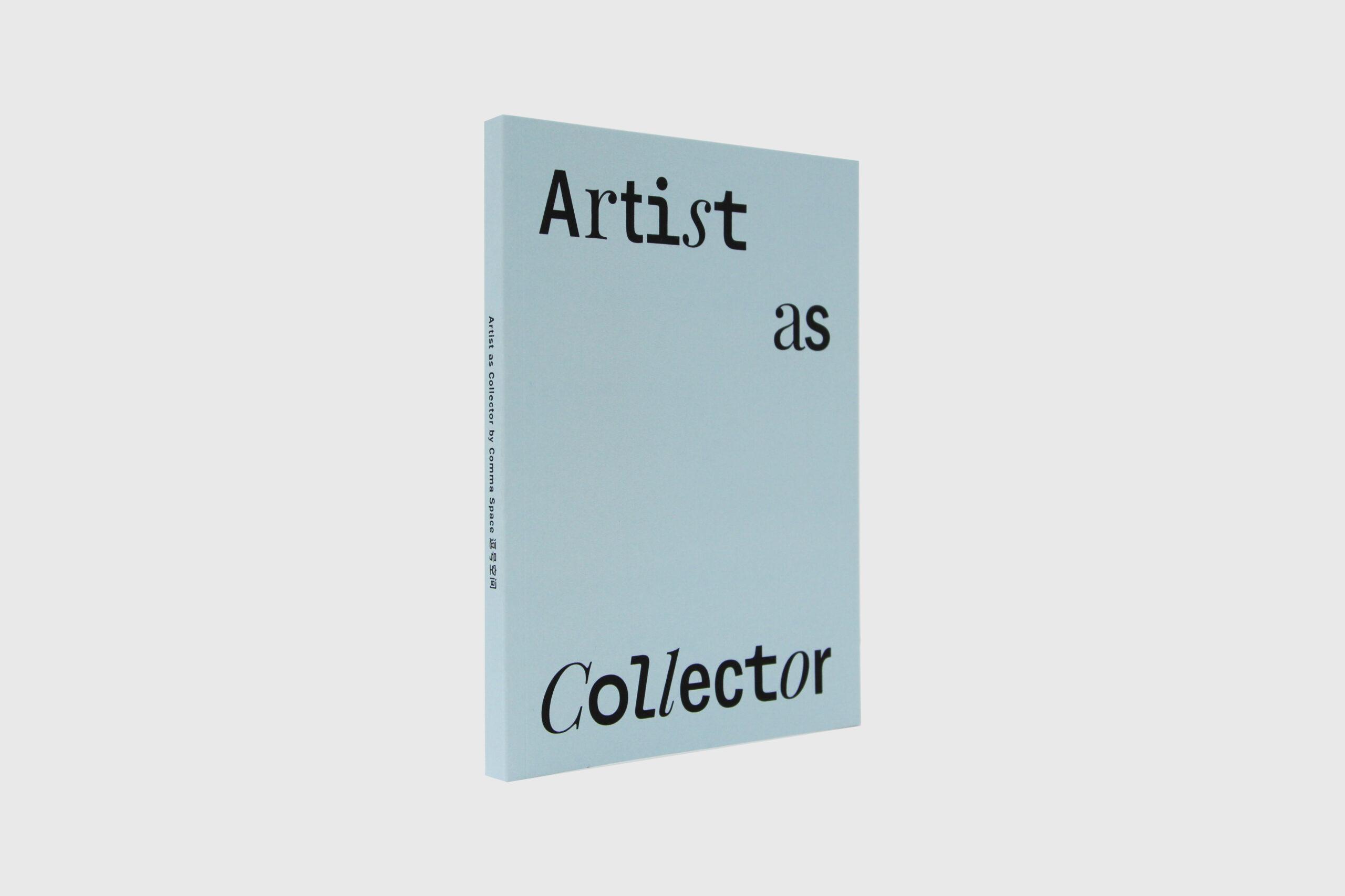 Book_Artist as Collector