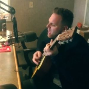 Matthew West Singing Video