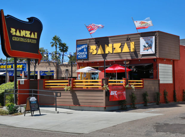 Banzai Bar – Point Loma