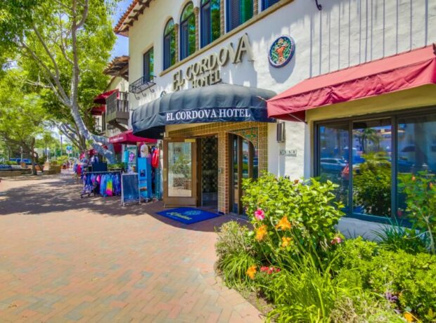 Prime Retail Space on Orange Ave in Coronado