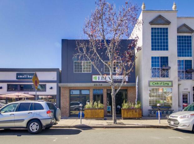 University Heights Restaurant/Retail Space on Park Blvd