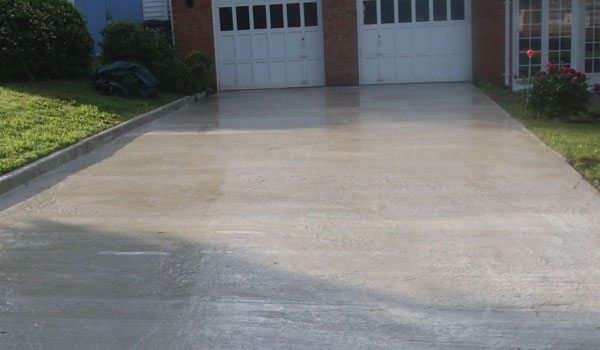 concrete refinishing Fairfax contractor