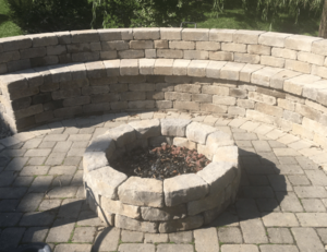 Fire pit contractor northern virgina