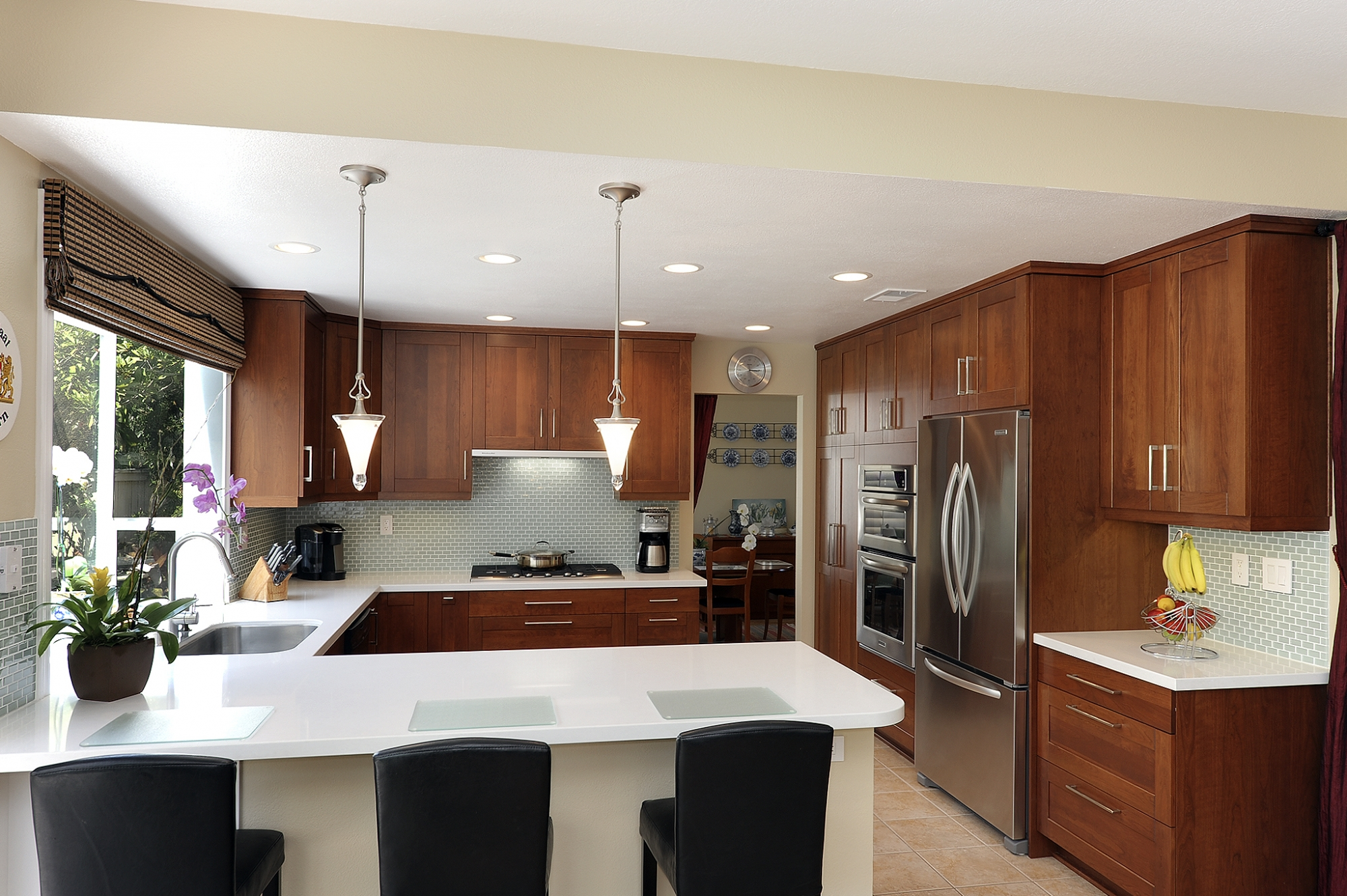Horseshoe-kitchen-layout-contractor-northern virginia