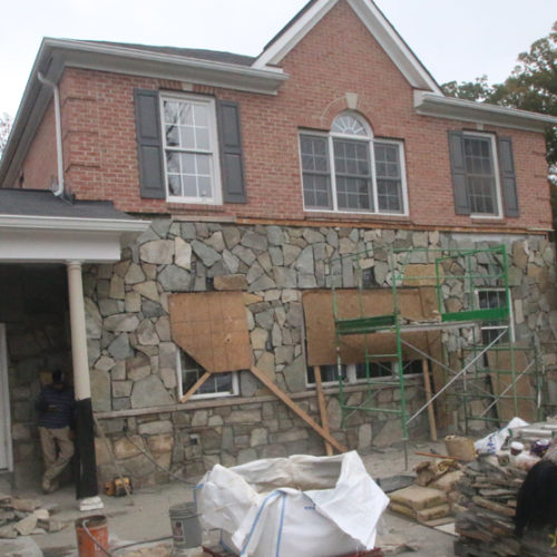 installing-stone-on-a-northern-virginia-home