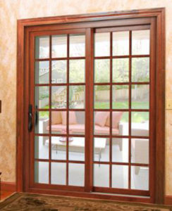provia sliding patio door northern Virginia