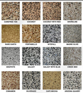 snowflake color chart elite crete