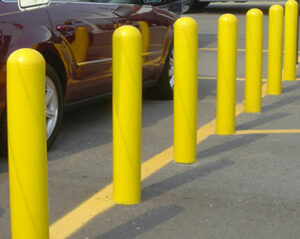 Bollard northern virginia contractor