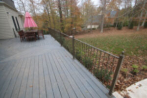 manassas city deck contractor