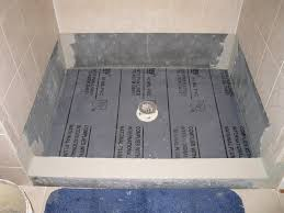 mud shower bathroom contractor northern virginia