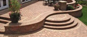 Ashburn paver patio va
