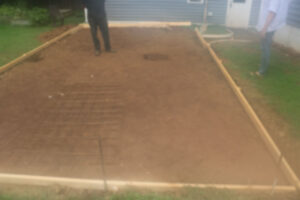 Concrete pad contractor northern virginia