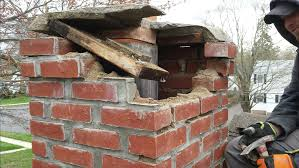 chimney rebuild northern Virginia