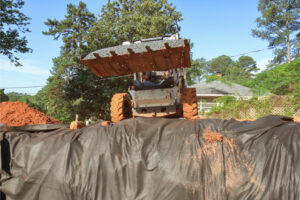 dry well contractor northern Virginia