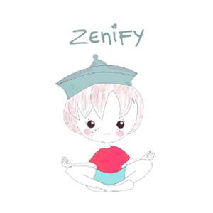 Zenify_logo_WordmarkGoesUnderKid