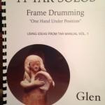 11 Tar Solos: Frame Drumming