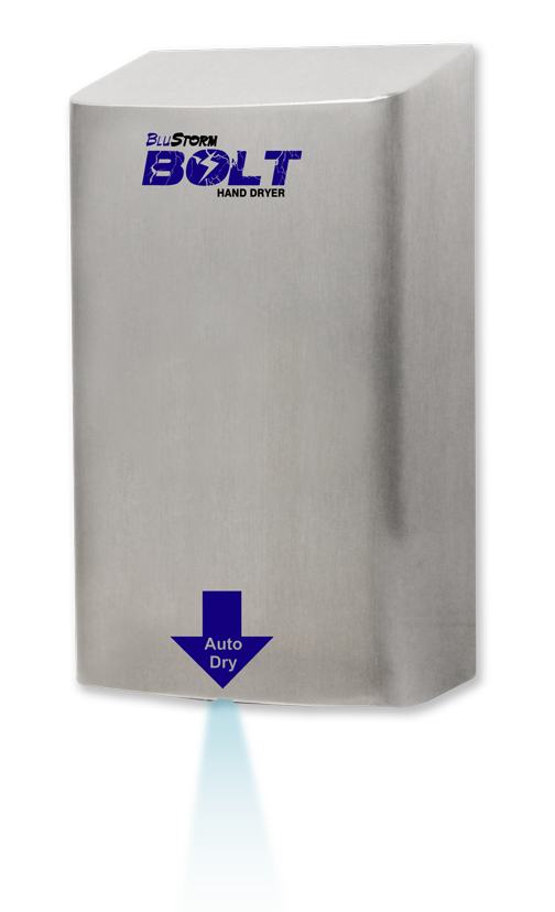 Blustorm Bolt Hand Dryer