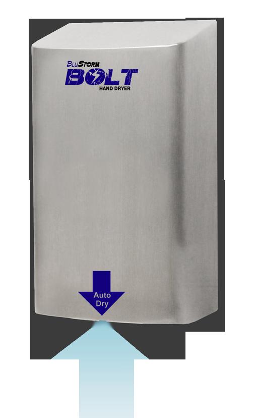 Blustorm Bolt Hand Dryer