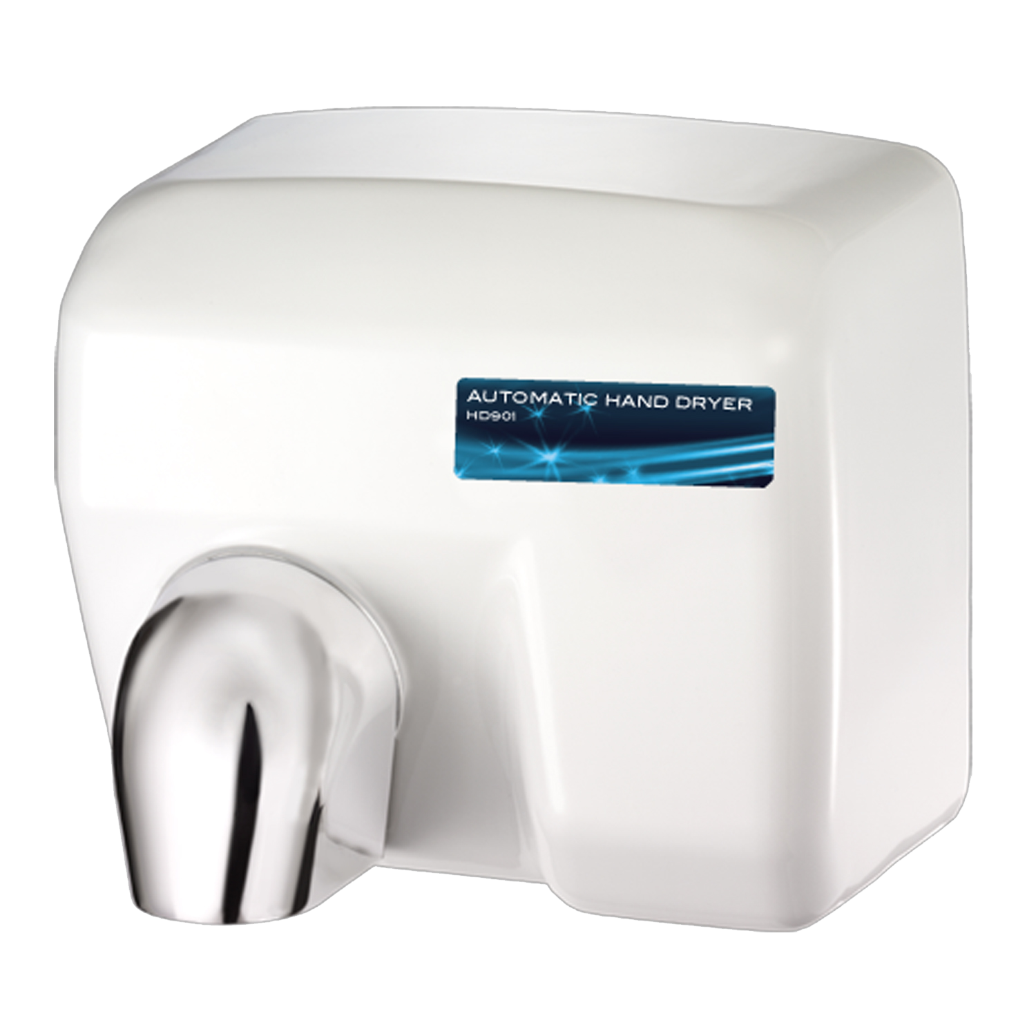 HD0901 Conventional Series Hand Dryer White