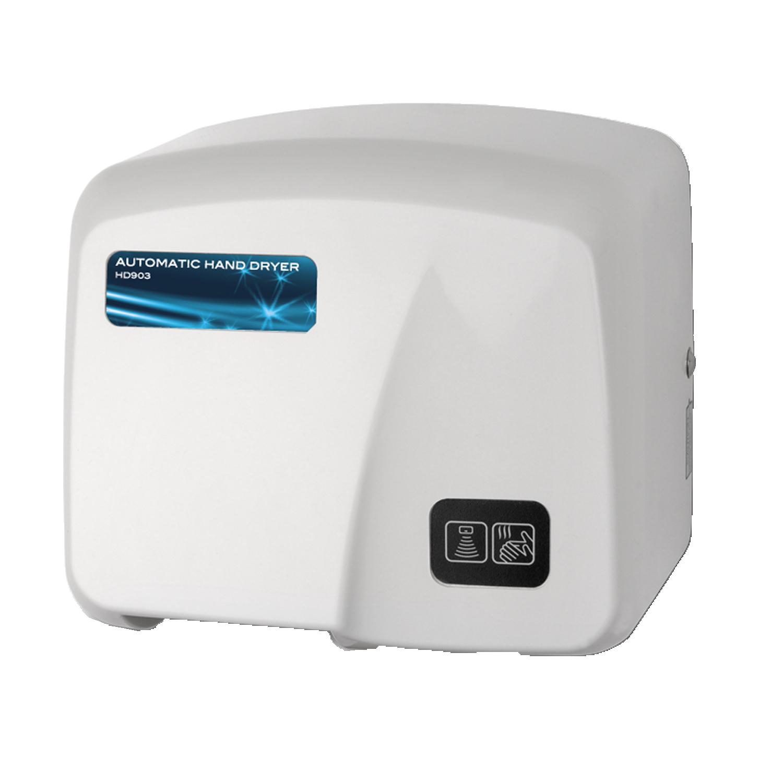HD0903 High Grade Fire-Retardant ABS Hand Dryer