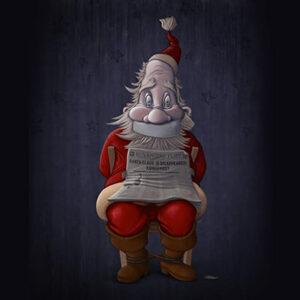 Dial S for Santa!