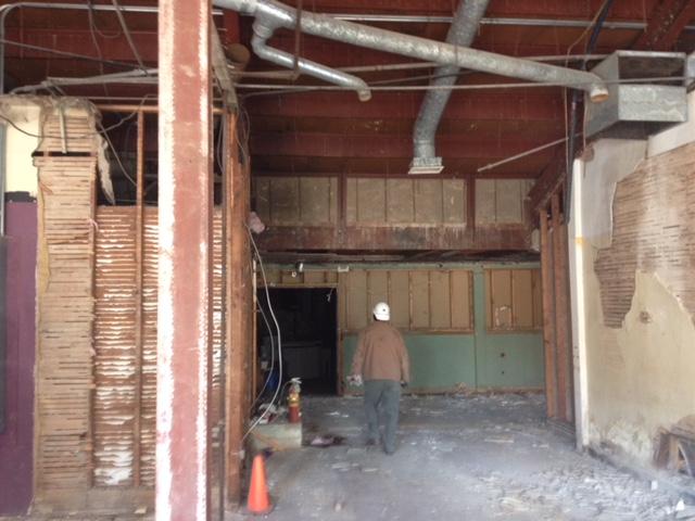 Restoration.Demolition