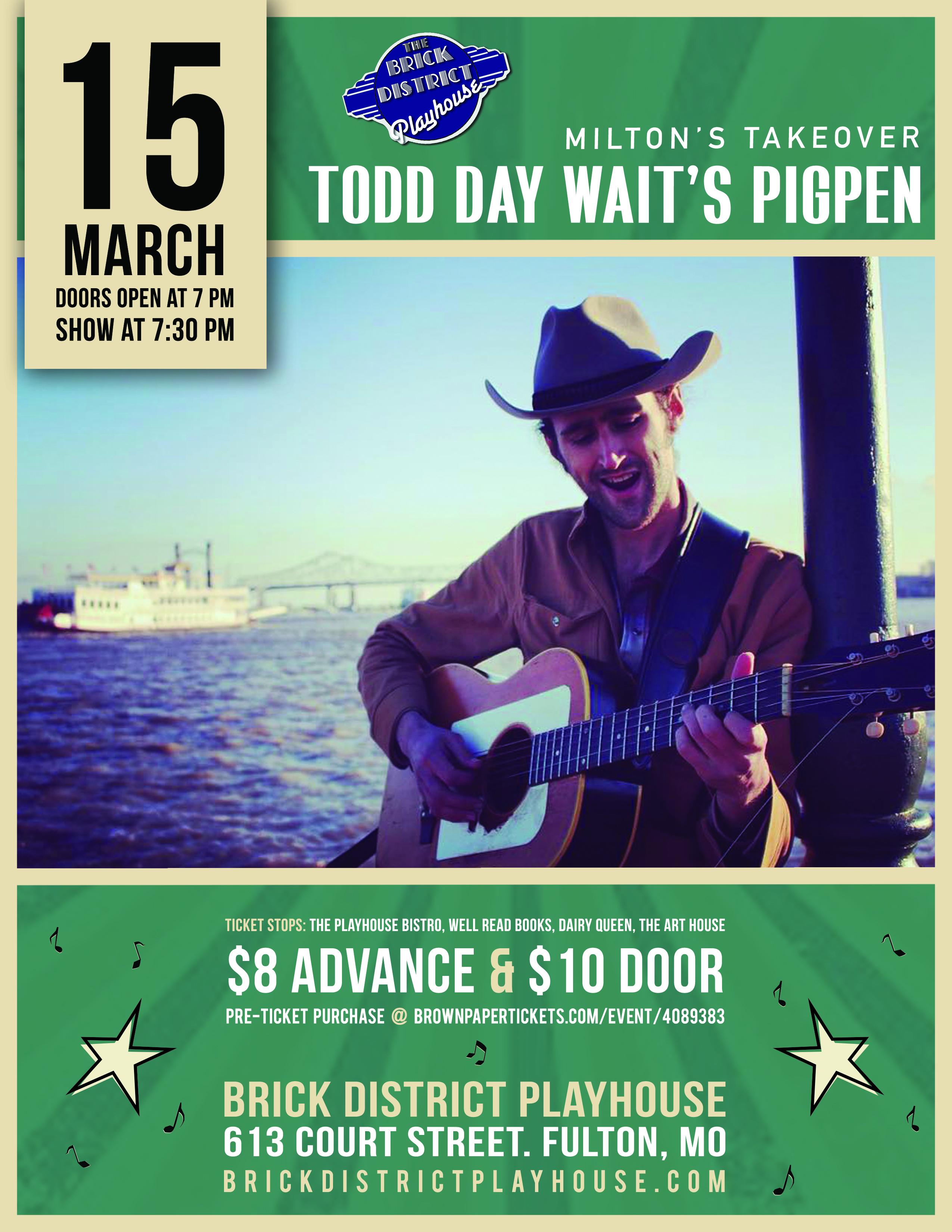 Todd Day Wait