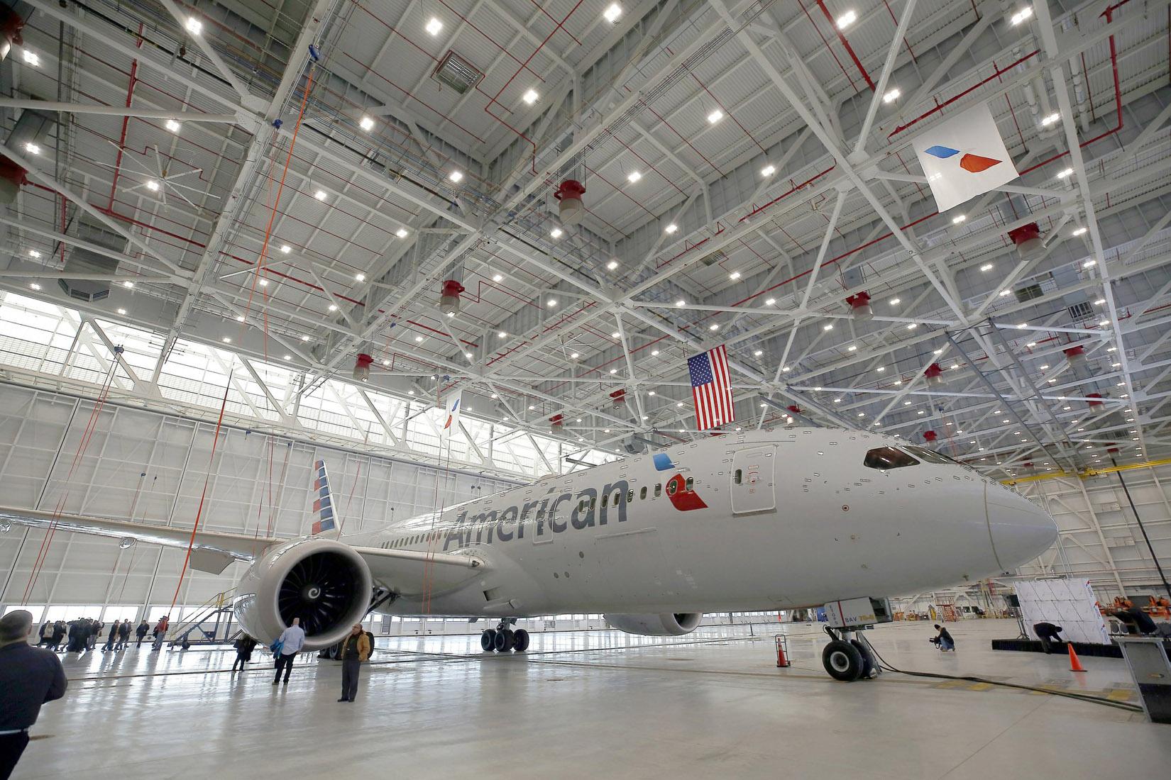 American Airlines Hangar 2