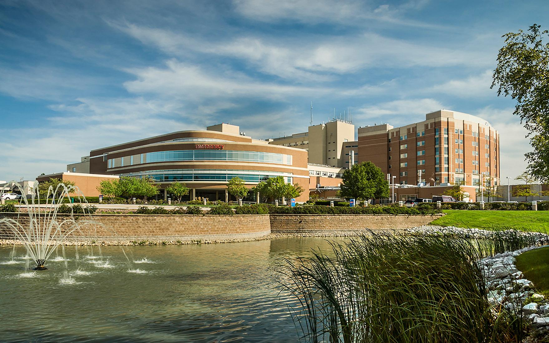 Provena St. Joseph Medical Center