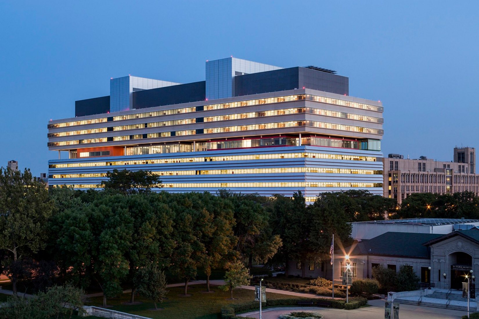 University of Chicago Medical Center for Care and Discovery