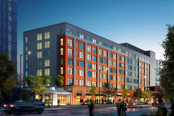 The Concord at Sheridan Apartments