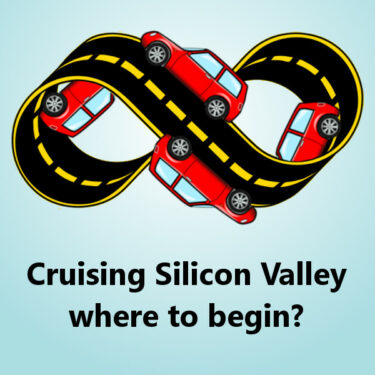 Cruising Silicon Valley