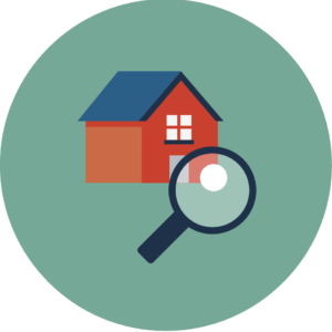 Search House Magnifiing Glass - 2019 predictions for the real estate market
