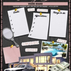 Finding You Vision Board