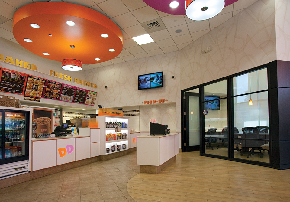 Dunkin Donuts Miami