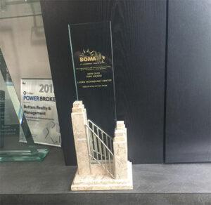 Toby Award - Lyons Tech
