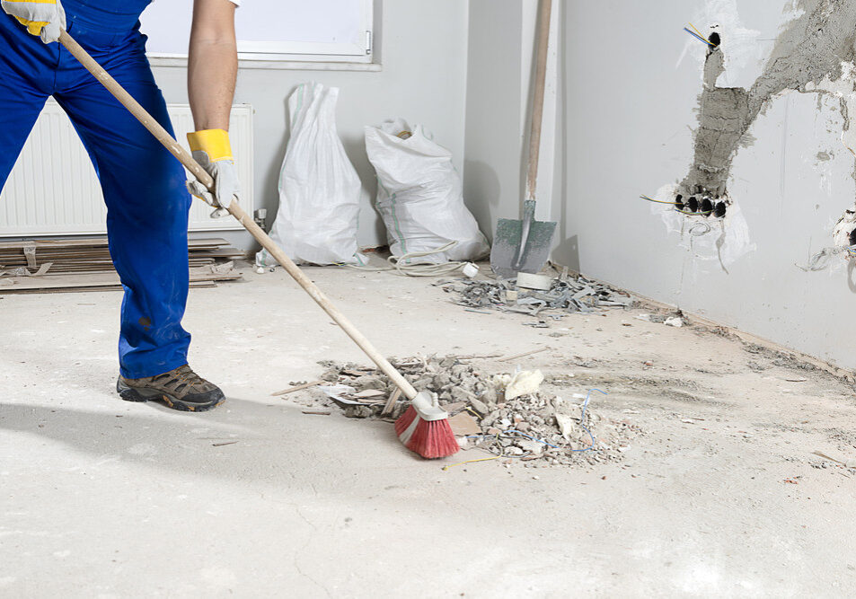 construction-cleanup