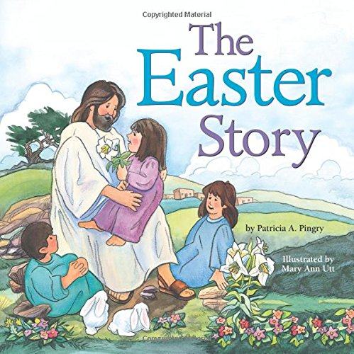 Easter Story Picture Book