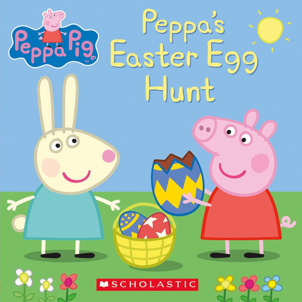 Peppa Pig Easter Picture Book