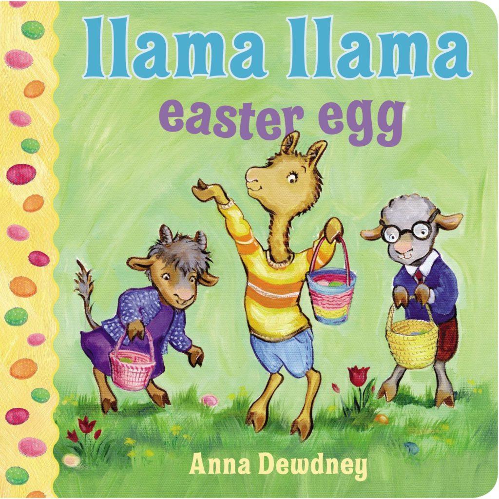 Llama Llama Easter Egg Picture Book