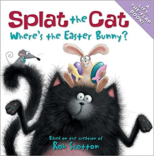 Splat the Cat Easter Picture Book
