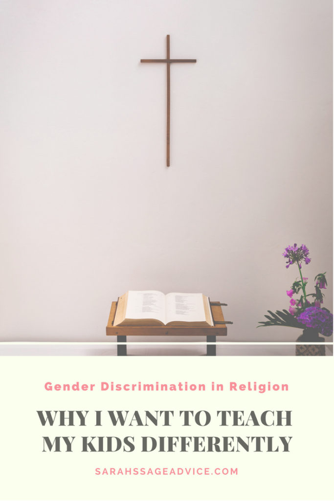 Gender Discrimination in Religion