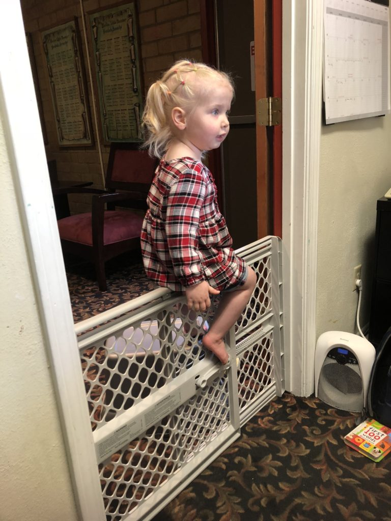 Childproofing is a Mindset