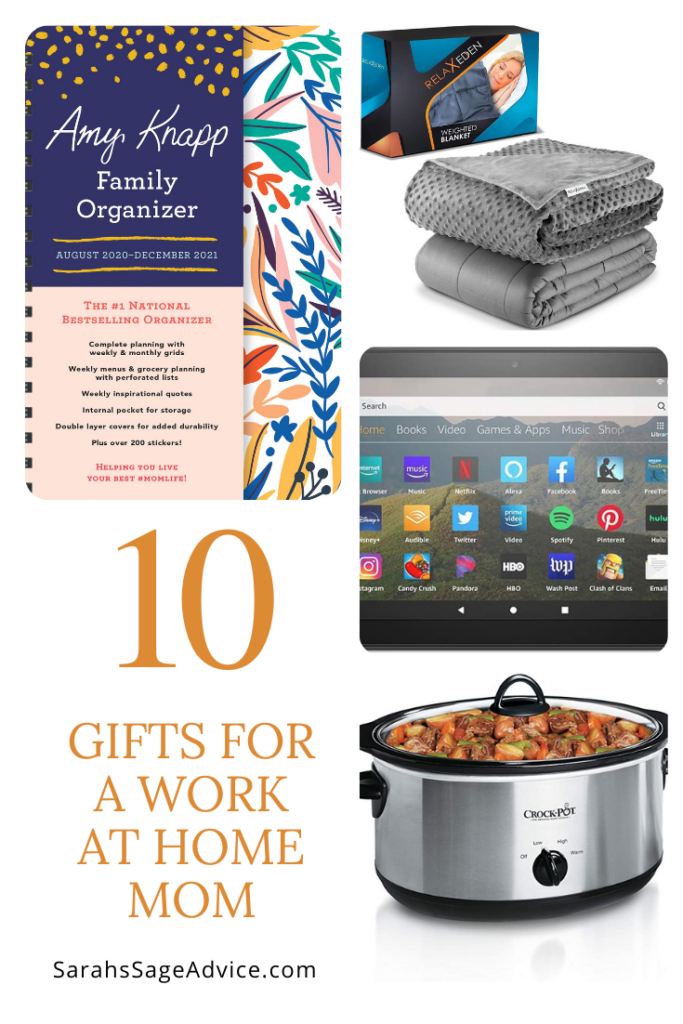 gifts for work at home moms
