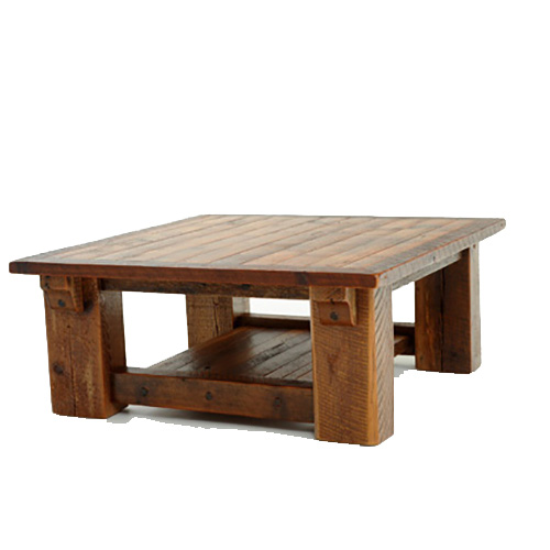 Stony Brooke Timber Frame Coffee Table 7211